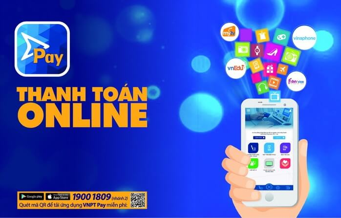 Thanh toan online VNPT Pay